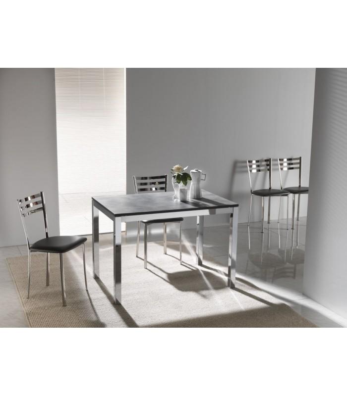 Brianzastore tavolo majestic 635 allungabile top laminato speciale - Piano cucina laminato ...