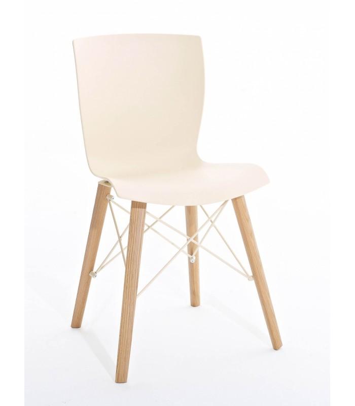 Sedia colico design rapwood for Colico design sedie
