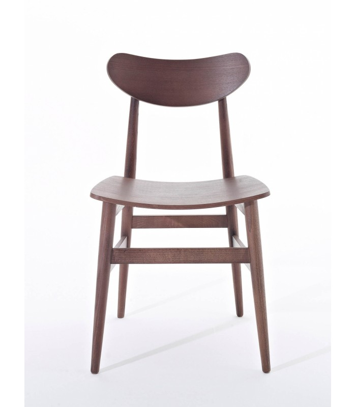 Sedia in legno syn colico design for Offerte sedie moderne